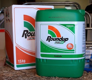 Herbicida Total Roundup, de Monsanto